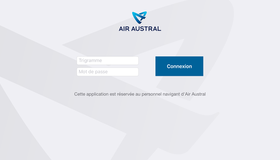 Air Austral Application